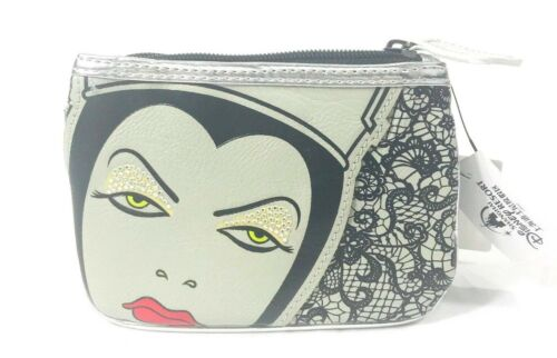 Disney Parks Shanghai Resort Maleficent from Snow White Coin Purse/Wallet