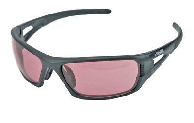 Elvex Rimfire Safetyshootingtacticalsun Glasses Copper Blue Blocker Z87.1