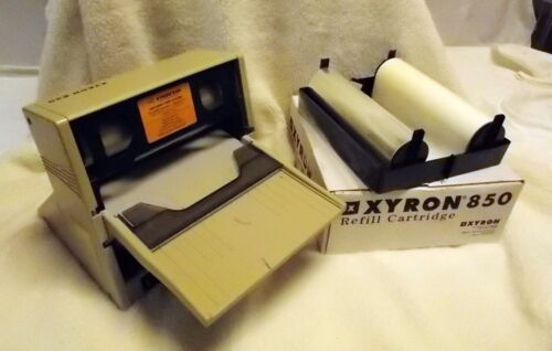 Xyron 850 Adhesive Application & Laminating System w/ Refill Home office/crafts