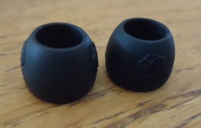 Genuine Skullcandy Silicone Headphones Earphones Buds Tips (Pair) - S