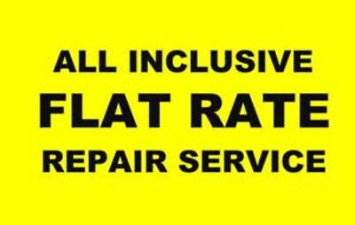 Tektronix 2445 - 2455 - 2465 Parts And Labor All Inclusive Flat Repair Service