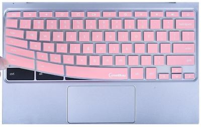 Best Pink Keyboard Cover Skin for Samsung 11.6