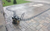 Interlocking,wall stone,concert,sodding,drive ways