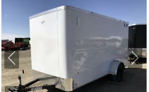 Enclosed trailer heading to PEI from Ottawa week of October 15th