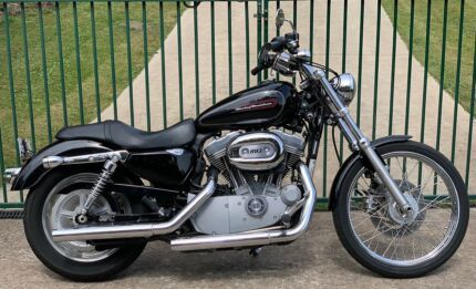 Harley Davidson 883 Custom, may trade Road bike $8900. Youngtown Launceston Area Preview