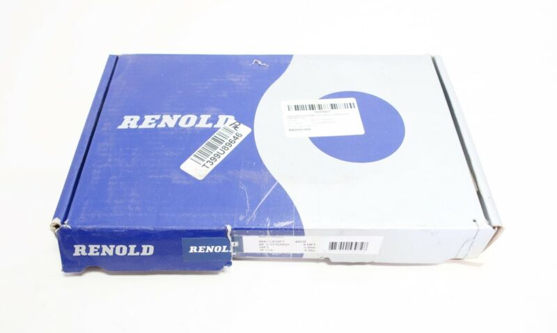 Renold 80A1CX10FT Single Roller Chain 10ft 1in
