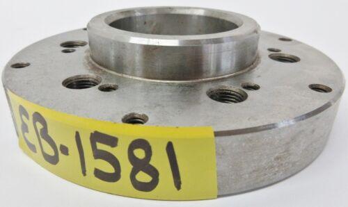 """Set Tru D1-5 Adapter Plate for 6"""" Chucks"""