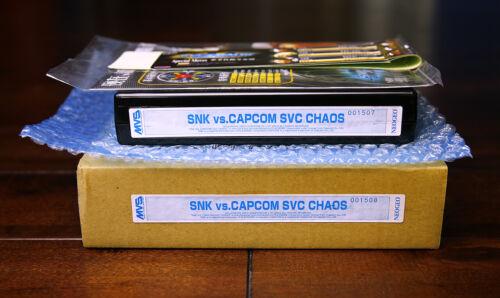 SNK vs CapCom : SVC Chaos MVS Kit •Neo Geo JAMMA Arcade System/Console •SNK