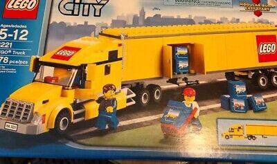 Lego City Lego Truck 3221