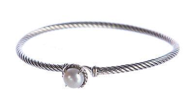 DAVID YURMAN Women's Chatelaine Bracelet with Pearl 3mm $350 NEW