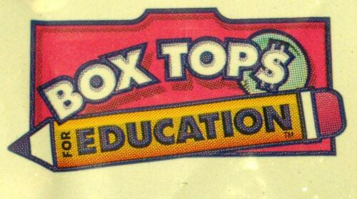 25 BTFE Box Tops For Education *Be Deadline Ready*