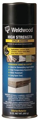 Weldwood High Temp Spray Adhesive Headliner Carpet Door Panels Fabric Foam