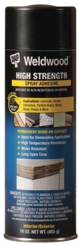 DAP Weldwood High Strength Spray Adhesive Case of 12