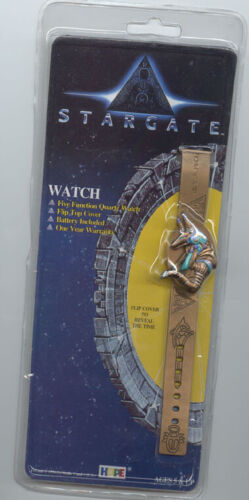 Stargate Jafar Watch New in Package