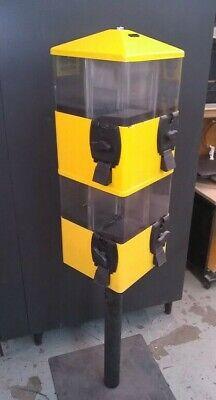 8 Compartment U-turn Eliminator Candy Vending Machine
