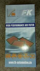 Fiesta MK6 K&N Style Panel Air Filter