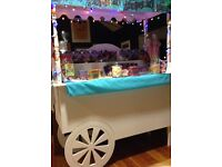 For sale sweet cart
