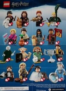 LEGO Minifigures Series 71022 Harry Potter