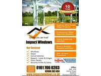 UPVC Double glazing Windows and doors and repairs