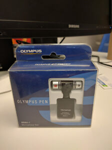 Olympus SEMA-1 Microphone + adapter set - Brand new