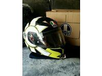 AGV K3 Gothic 46 Valentino Rossi full face motorbike/motorcycle helmet