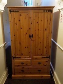Large wardrobe incl. drawers for sale. Very good condition.