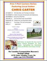 Local Artist will be at CTMHV! Don't miss his upcoming events