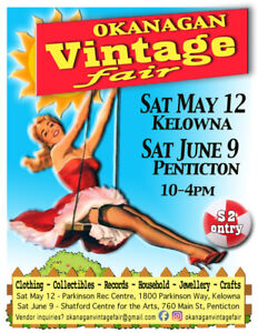 VINTAGE VENDORS WANTED FOR UPCOMING MARKET