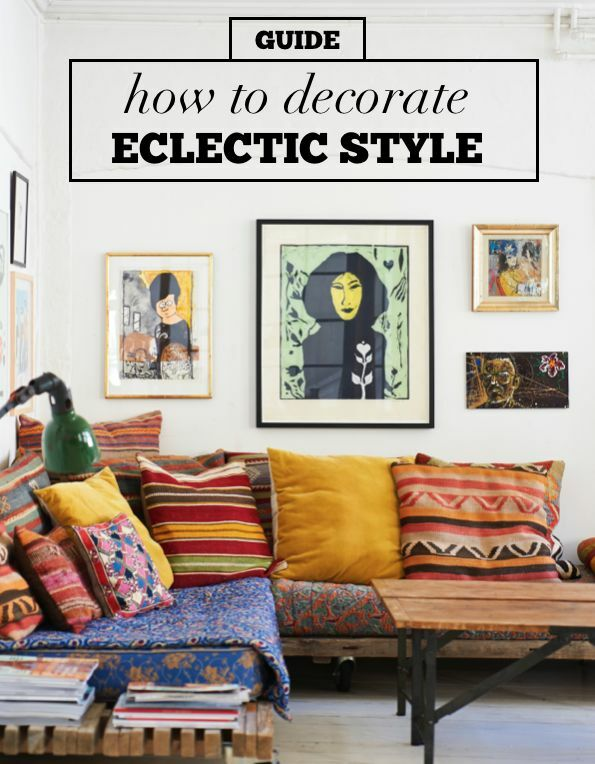 how to decorate eclectic style ebay