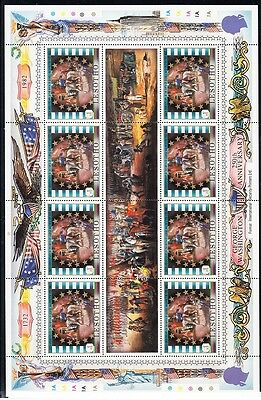 Lesotho Scott 365-370 Mint NH sheets (full set) - one sheet pictured in scan