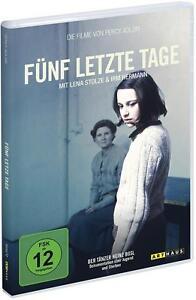 Fünf letzte Tage  (DVD Video)