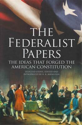 THE FEDERALIST PAPERS - HAMILTON, ALEXANDER/ MADISON, JAMES