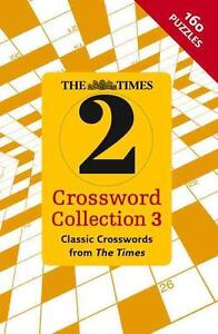 The Times 2 Crossword Collection 3 von John Grimshaw, The Times Mind Games...