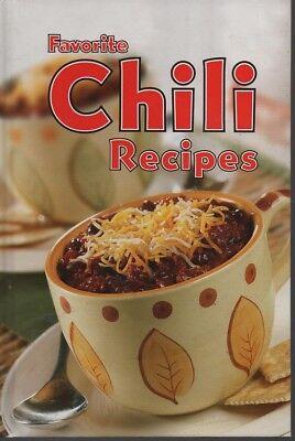 Favorite Chili Recipes   Louis Weber   Hc   2005   Lw Press   1412723108