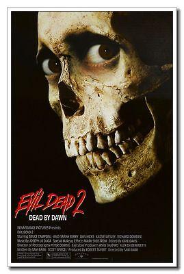 Horror Zombie Skull Evil Dead 20