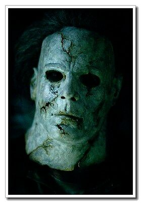 Halloween Michael Myers Horror Face 24