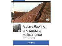A class Roofing ⚒
