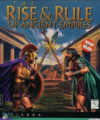THE RISE & RULE OF ANCIENT EMPIRES +1Click Windows 10 8 7 Vista XP (The Rise & Rule Of Ancient Empires)