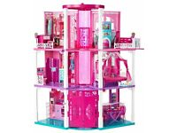 Barbie Dreamhouse Dolls House Playset