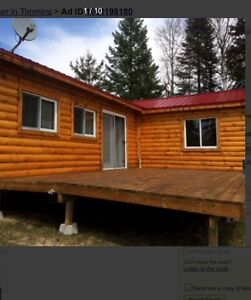 Beautiful Camp for sale in Biscotasing
