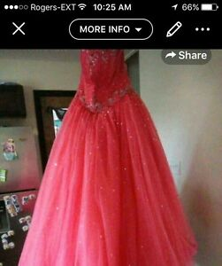 Grad dress need gone asap posting for my roommate