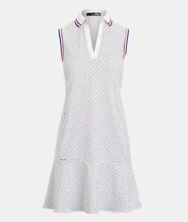 🔥 $168.00 Ralph Lauren RLX Golf UV Anchor Dress- LARGE- NWT 💯AUTHENTIC