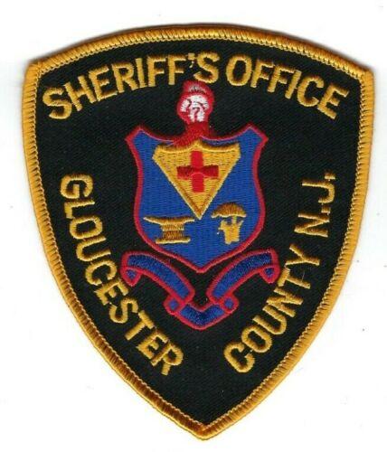 Gloucester County NJ New Jersey Sheriff