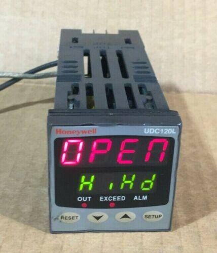 HONEYWELL UDC120L TEMPERATURE CONTROLLER