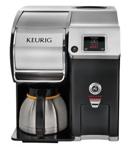 Keurig Bolt Z6000 Carafe Brewing System With 2 Pots