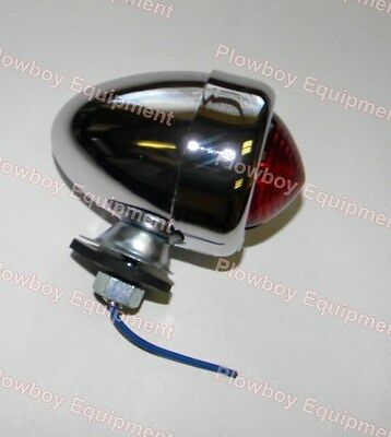 6v 6 Volt Tractor Bullet Style Tail Light For John Deere A B G M Mi Mt
