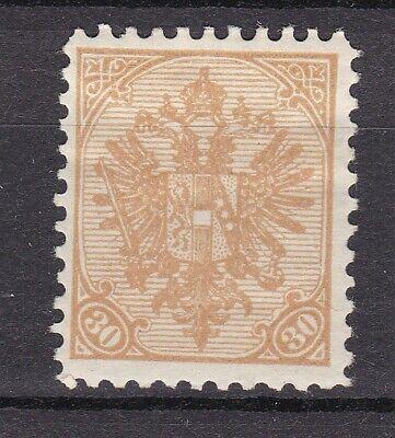 Bosnia Herzeg - 1900 -  Michel 18 Bx - MH -180 Euro