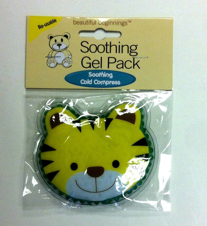 Kids Child Soothing Gel First Aid Cooling Relief Warm Cold Compress Reusable Gel