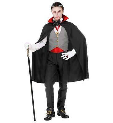 WIM 01685 Kinder Jungen Kostüm Vampir Dracula Blutsauger Halloween 116 - (Blutsauger Kind Kostüm)
