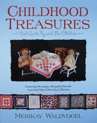 BOEK/BOOK : ANTIQUE QUILTS FOR DOLLS (pop,poppenkledij,enfant,children,pouppee)